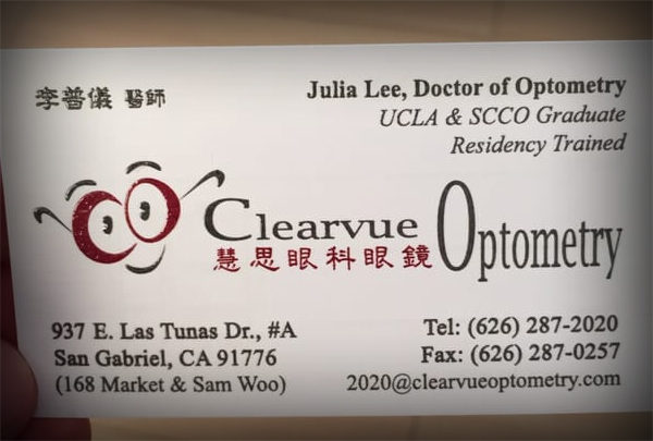 Clearvue Optometry