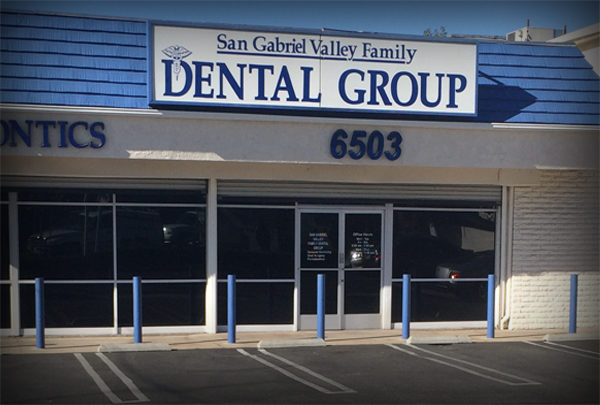 San Gabriel Vly Family Dental